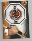 2013 Topps Commorative Patch Cal Ripken JR #CP-26 NM+