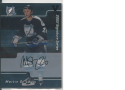 2016 ITG The Final Vault Martin St Louis #049 NM RC Rookie Auto
