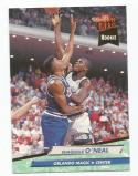 92-93 Fleer Ultra Shaquille O'Neal #328 NM+ RC Rookie
