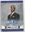 2012 13 Panini Hoops Thomas Robinson #279 NM Near Mint RC Rookie Auto