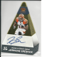 2012 Panini Crown Royale Jermaine Gresham #42 NM+ Auto 10/25