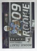 2009 Panini Playoff Contenders Rookie Ticket Dominique Edison #162 NM+ RC Rookie Auto
