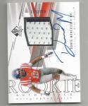 2014 Upper Deck SP Authentic Rookie Authentics Donte Moncrief #213 NM+ RC Rookie MEM Auto 440/550