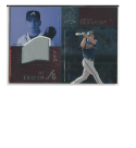 2004 Upper Deck Reflections JD Drew #158 NM Near Mint MEM