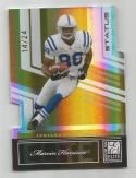 2007 Donruss Elite Status Marvin Harrison #43 NM+ 14/24