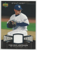 2006 Upper Deck Ovation Trevor Hoffman #OA-TH NM-MT MEM