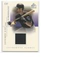 2001 Upper Deck SP Game Used Edition Luis Gonzalez #LG NM+++ MEM