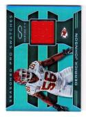 2016 Panini Infinity Seasoned Pro Swatches Derrick Johnson #SP-DJ NM+ MEM 60/88