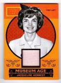 2014 Panini Golden Age Museum Age First Lady Jacqueline Kennedy #36 NM+ MEM