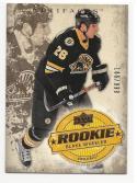 2008 09 Upper Deck Artifacts Blake Wheeler #298 NM+ RC Rookie 186/999