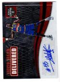 2016-17 Panini Totally Certified Signed Sealed Delivered Dikembe Mutombo #5 NM+ Auto 27/99