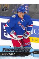 2016-17 Upper Deck Young Guns Jimmy Vesey #218 NM+ RC Rookie