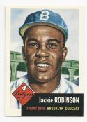 Topps Reprint Jackie Robinson #1 NM++