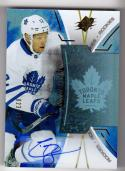 2016-17 Upper Deck SPX Rookie Signatures Connor Brown #R-CB NM+ RC Rookie Auto 23/165