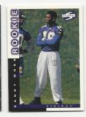 1998 Score Randy Moss #235 RC Rookie