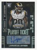 2014 Panini Contenders Playoff Ticket Lamarcus Joyner #153 NM Near Mint RC Rookie Auto 23/199