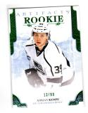 2017 18 Upper Deck Artifacts Rookie Adrian Kempe #168 NM+ RC Rookie 13/99