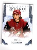 2017-18 Upper Deck Artifacts Rookie Clayton Keller #179 NM+ RC Rookie