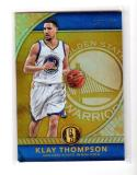 2016-17 Panini Gold Standard Klay Thompson #129 NM+ 132/269
