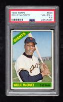 1966 Topps Willie Mccovey #550 PSA 4.5 VG-EX-Plus