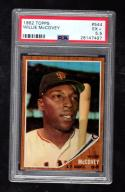 1962 Topps Willie Mccovey #544 PSA 5.5 EX-Plus