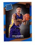 2017 18 Panini Donruss Kyle Kuzma #174 NM Near Mint RC Rookie
