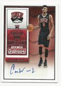 2015 Panini Contenders Christian Wood #161 NM Near Mint Auto