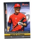 2011 Topps Bowman Bowman's Brightest Bryce Harper #BBR1 NM+