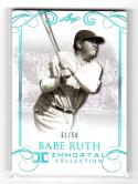 2017 Leaf Immortal Collection Babe Ruth #05 NM+ 31/50