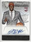 2013-14 Panini Titanium Anthony Bennett #13 NM Near Mint RC Rookie Auto