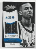 2015-16 Panini Absolute Anfernee Hardaway #18 NM Near Mint
