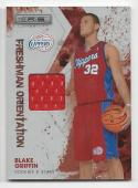 2009-10 Panini Rookies & Stars Blake Griffin #1 NM Near Mint RC Rookie MEM