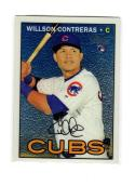 2016 Topps Chrome Heritage Willson Contreras #THC-505 NM Near Mint RC Rookie