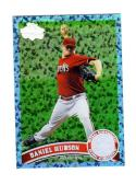 2011 Topps Hope Diamond Daniel Hudson #176 NM Near Mint 36/60
