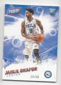 2016 Panini Father's Day Jahlil Okafor #63 NM Near Mint RC Rookie 24/50