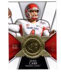 2014 Upper Deck SPX Derek Carr #FI-DC NM Near Mint RC Rookie 496/799
