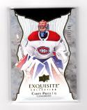 2017-18 Upper Deck Exquisite Carey Price #2 NM Near Mint 130/149