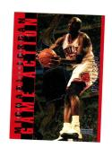 1998 Upper Deck Living Legend Game Action Michael Jordan #G11 NM Near Mint 211/2300