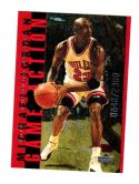 1998 Upper Deck Living Legend Game Action Michael Jordan #G10 NM Near Mint 848/2300