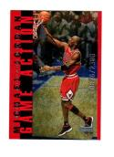 1998 Upper Deck Living Legend Game Action Michael Jordan #G13 NM Near Mint 676/2300