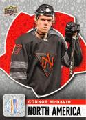 2016 Upper Deck World Cup Connor Mcdavid #WCH-26 NM Near Mint