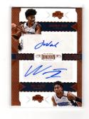 2017-18 Panini Dominion Jonathan Isaac #RDS-ORL NM Near Mint RC Rookie Auto 9/10