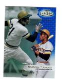 2017 Topps Gold Label Blue Roberto Clemente #26 NM Near Mint 55/99