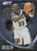 2001-02 Topps Heart of a Champion Michael Jordan #HC3 VG/EX Very Good/Excellent