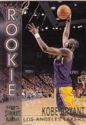 1996 Topps Stadium Club Kobe Bryant #R9 NM Near Mint RC Rookie