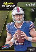 2018 Panini Player Of The Day #R2 Josh Allen NM Near Mint RC Rookie