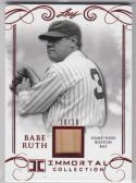 2017 Leaf Immortal Collection #BB-03 Babe Ruth NM Near Mint MEM 10/10