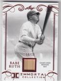 2017 Leaf Immortal Collection #BB-19 Babe Ruth MEM 10/10