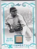 2017 Leaf Immortal Collection #YS-29 Babe Ruth NM Near Mint MEM 2/50