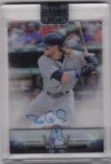 2018 Topps Clearly Authentic #BG Ben Gamel NM Near Mint Auto